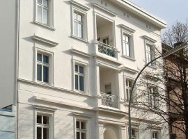 FirstClass Apartments, Luxushotel in Hamburg