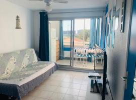 un paradis sans fin, apartment in Sète