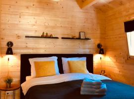 Lodge 5, cabin in Zandvoort