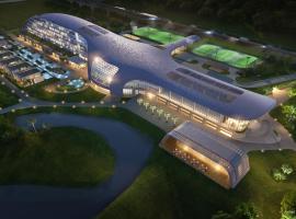 Dusit Thani Laguna Singapore, hotel near Changi Airport - SIN,