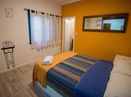 Monoambiente moderno parejas wifi libre, hotel en Mar del Plata