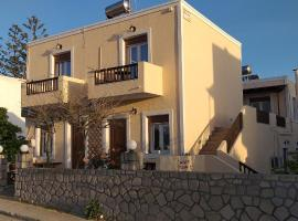 Asterias Studios, apartment in Adamantas