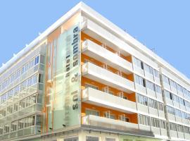 Sol y Sombra, hotel en Benidorm