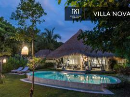 Beach Villas Lombok, hotel in Tanjung