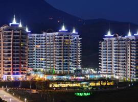 Azura Park Residence, пляжный отель в Махмутларе