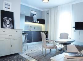 Neos Marmaras Luxury Guest House, διαμέρισμα στον Νέο Μαρμαρά