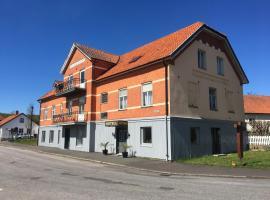 Vitaby Järnvägshotell, hotell i Vitaby