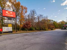 Econo Lodge Inn & Suites Cayce, motel in Cayce