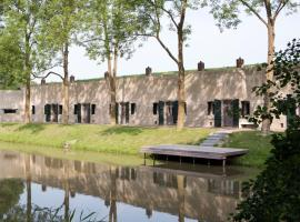 Fort Resort Beemster, hotel near Dutch Cheesemuseum, Zuidoostbeemster