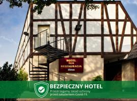 Hotel Kuźnia – hotel w pobliżu miejsca PKP Bydgoszcz Główna w Bydgoszczy