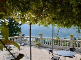 Hotel Bellevue Bellavista Montagnola, отель в Лугано