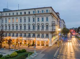 Danubius Hotel Raba, hotel in Győr