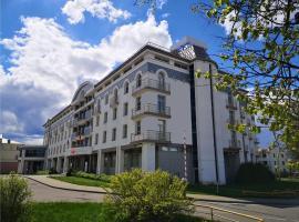 AZIMUT Hotel Yaroslavl, отель в Ярославле
