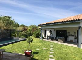 Villa with 3 bedrooms in Perpignan with private pool enclosed garden and WiFi 8 km from the beach, hotel with pools in Perpignan