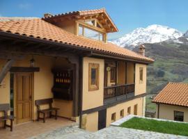 Hotel rural Fuentes de Lucia, B&B in Fresnedo