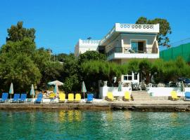 Polydoros Appartments, self-catering accommodation in Agios Nikolaos