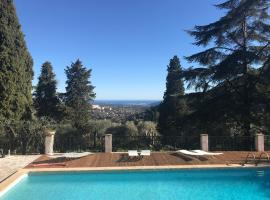 Residence Lou Naouc, hotel in Grasse