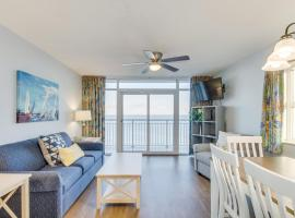 Hosteeva Oceanfront PH #67 in Atlantica Resort near Boardwalk, apartment in Myrtle Beach