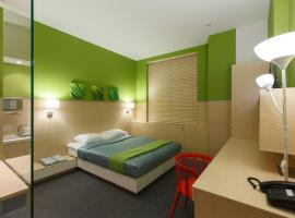 Sleeport, готель у місті Дніпро