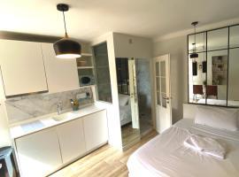 Studio vue mer, apartment in Villefranche-sur-Mer