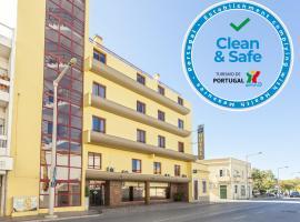 Best Western Hotel Dom Bernardo, pet-friendly hotel in Faro