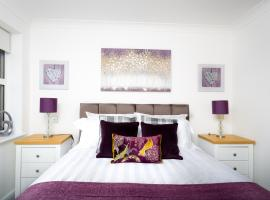 Absolute Stays At The Qube, hotel near Arena Birmingham, Birmingham