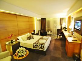 Silivri Park Hotel, hotel near Corlu Airport - TEQ, Silivri