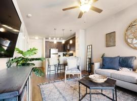 Bell Knox Apartments, vacation rental in Dallas