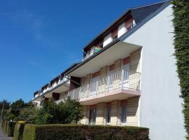 Apartment Avenue Pierre Corneille, hotel in Ouistreham