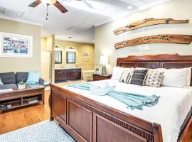 Island Nest, apartment in Charleston
