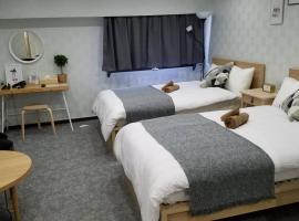 PLAZA UMESHIN 1201, hotel in Osaka