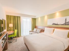 Hampton by Hilton Frankfurt City Centre, hotel i Frankfurt am Main