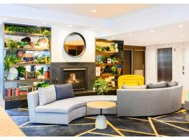 Adina Apartment Hotel Melbourne Northbank, hotel in Melbourne