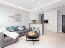 Mokotów Residence – apartament w Warszawie
