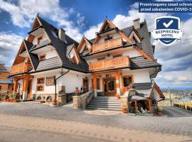 Pensjonat Zbójecki Dwór, homestay in Bukowina Tatrzańska