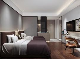 GYA hotel Jurong British International, отель в городе Чжэньцзян