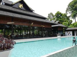 Phumontra Resort Nakhon Nayok โรงแรมในนครนายก