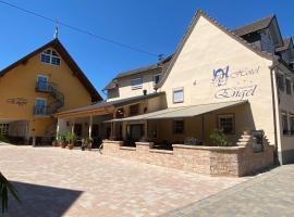 Hotel Engel, hôtel à Kappel-Grafenhausen près de: Europa-Park