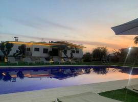 Villa en la provincia de Barcelona, hotel in Mataró