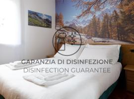 Italianway - San Giovanni 13/A, hotel v Bormiu