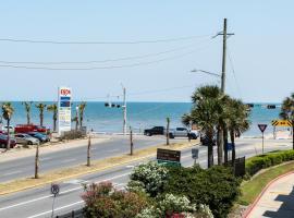 Casa Del Mar Beachfront, vacation rental in Galveston