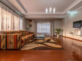 Eldon Villas, hotel Nairobiban