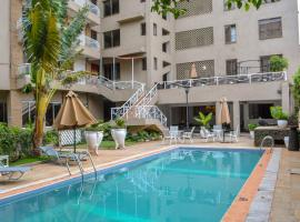 Eldon Villas, serviced apartment in Nairobi