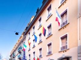 Hotel AlaGare, hôtel à Lausanne