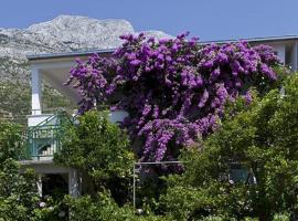 House Marta, apartmán v destinaci Baška Voda