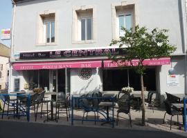 Hôtel Le Central, hotel near Casino Balaruc-Les-Bains, Balaruc-les-Bains