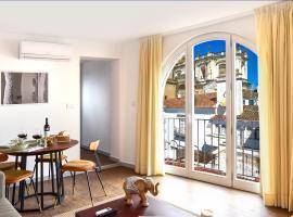The Noble House Suites & Apartments, apartamento em Évora