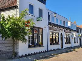 Hotel Maurice, hotel dicht bij: Het Arsenaal, Nieuwvliet