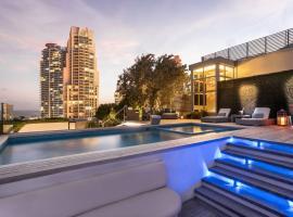 Hilton Bentley Miami/South Beach, hotel perto de South Pointe Park, Miami Beach