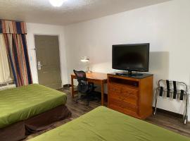 Desert Sands Inn & Suites, motel in Albuquerque